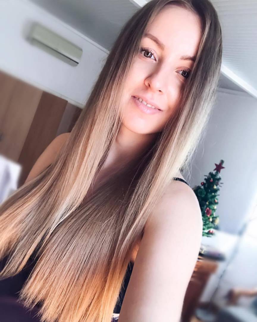 young russian wife